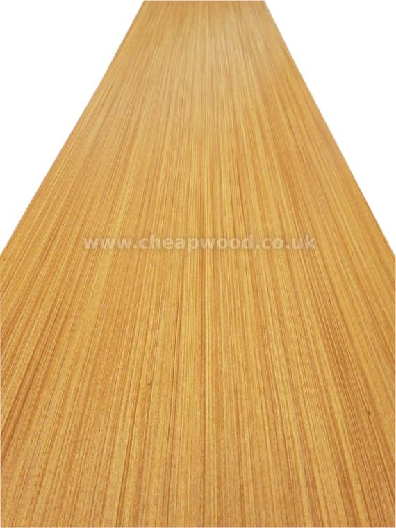 Holz Venner Blatt Hochwertig Burmese Teak Holz Furnier