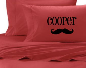 Personalized Pillow Case Set (2)