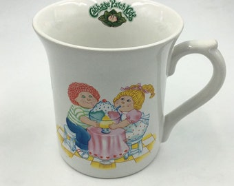 58f913986d9 Cabbage patch mug | Etsy