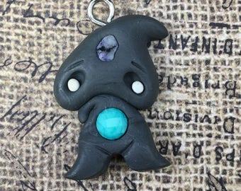 Dark Fairy Tales, Fantasy Horror Art, Shadow Art, Ghost Stories, Art to Wear, Horror Fan Gifts, Dark Fantasy Art, Creepy Cute Necklaces
