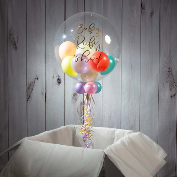 Personalised Balloon Filled Balloons For Any Occasion