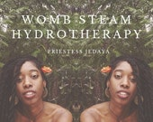 Womb Steam Hydrotherapy Guidebook