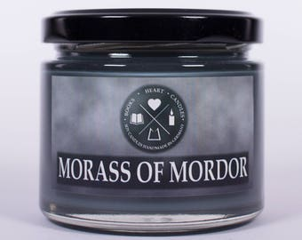 Soy candle MORASS OF MORDOR