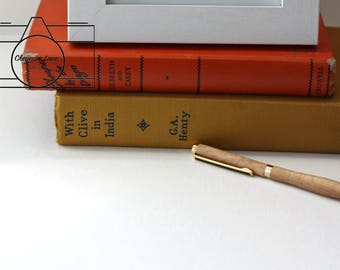 Styled Stock Photography:Books and pen