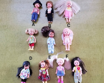 Barbie Tommy Doll Etsy