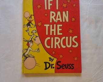 First edition If I Ran the Circus