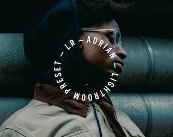 Adrian — Premium Adobe Lightroom Preset