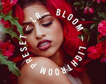 Bloom Premium Adobe Lightroom Preset