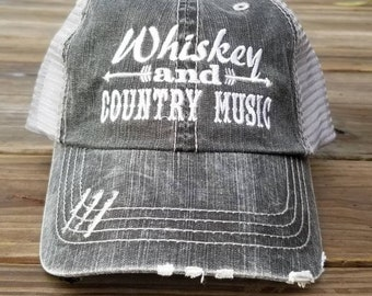 Whiskey and Country Music 7085e3f3b8a6