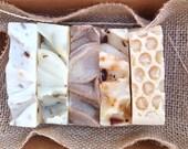 5 Handmade Soaps, Gift Pa...