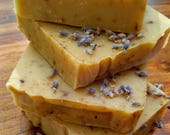 Lavender & Honey Soap, Ha...