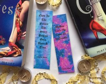 Marissa Meyer Bookmarks