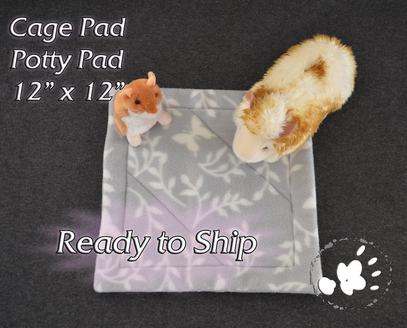12 x 12 Potty Pad Cage Pad