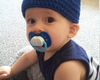 Blue Cat Hat