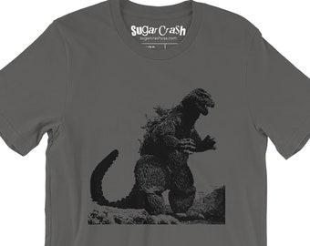 Godzilla Movie  1998 Tristar Pictures Inc  Retro  Promotional Merchandise  Science Fiction Top T Shirt Child 5-7 Y