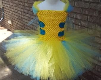 Flounder Costume Etsy