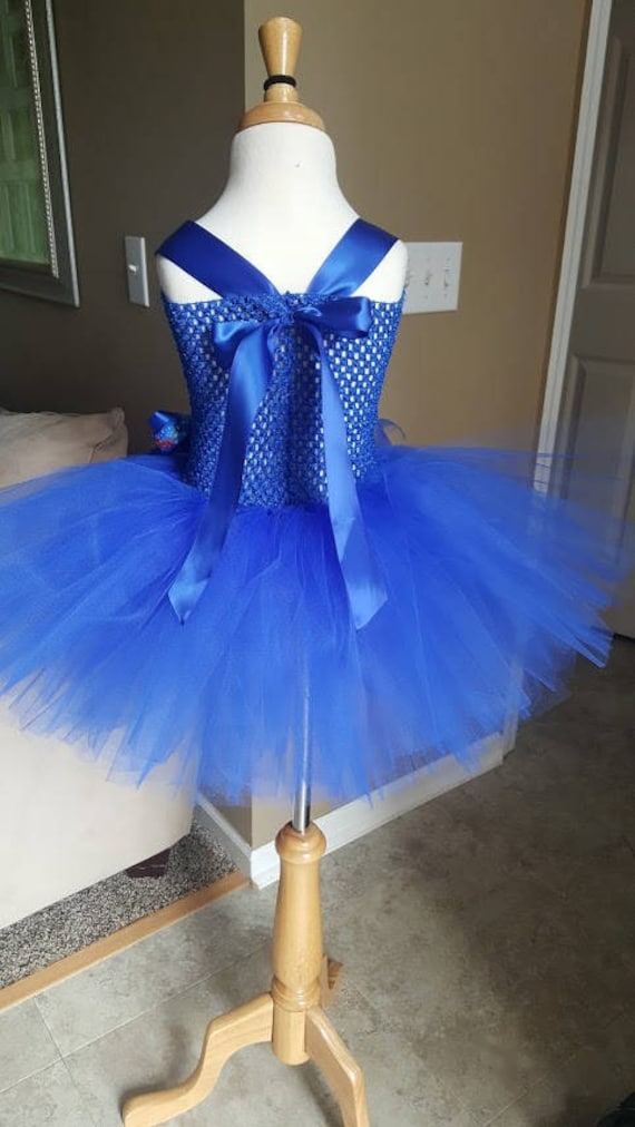 Dory and memo costume, soft lined front bodice Dory and nemo costume tutu dress! Halloween costume Finding Dory tutu dress