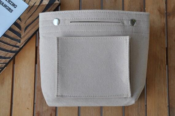 Design BOHO Bag Organizer Felt Grey
