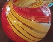 Huge Italian Murano Fish Bowl