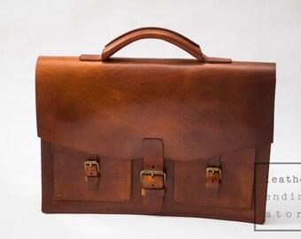 Aviator, Leather Bag, Satchel, Messenger, Dark Brown Medium Shoulder Bag, Mens Leather Bag, Womens Brown bag, Crossbody bag, Shoulder Bag