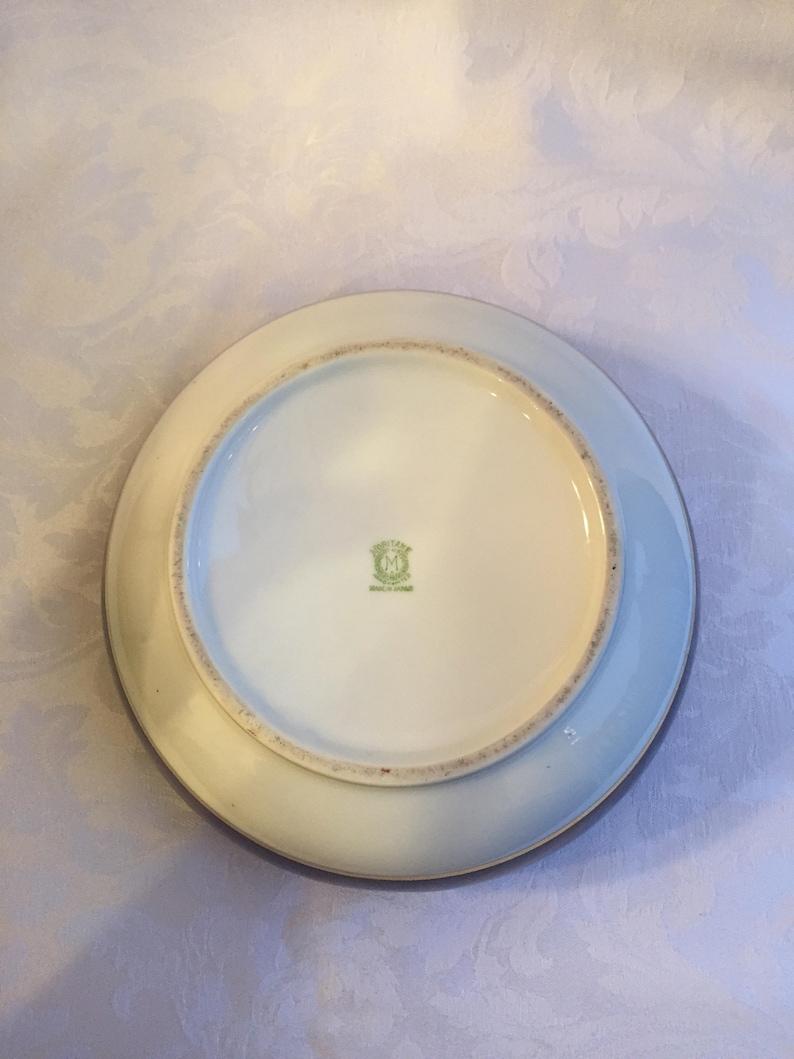 Vintage Noritake Morimura handpainted bowl