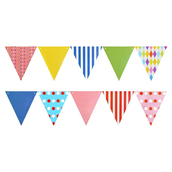 Eid Mubarak Banner Balloons Flags Buntings Party Decorations Bright Up This Eid