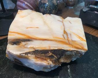 Opalized Wood rough