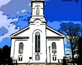 c1728 - Westfield Church PRE-ORDER