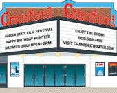 c.1926 - Cranford Theater-PRE-ORDER