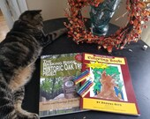 SAVE 25% - Holiday Bundle - Two great books plus bonus- Cat not included :)