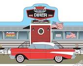 1912 – The Jersey Diner PRE-ORDER