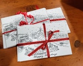 Holiday Cards - Basking Ridge Village