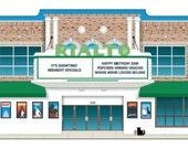 c.1922 - Rialto Theater-PRE-ORDER