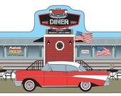 1912 – Ultimate Jersey Diner Keepsake