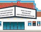 c.1926 - Cranford Theater