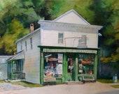 Jerolaman's General Store c.1909 PRE-ORDER