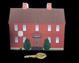 c.1776 - Widow White's Tavern (#1 Story)