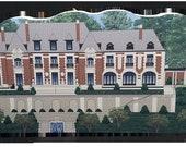 1903 – Blairsden Estate - Wooden Collectible
