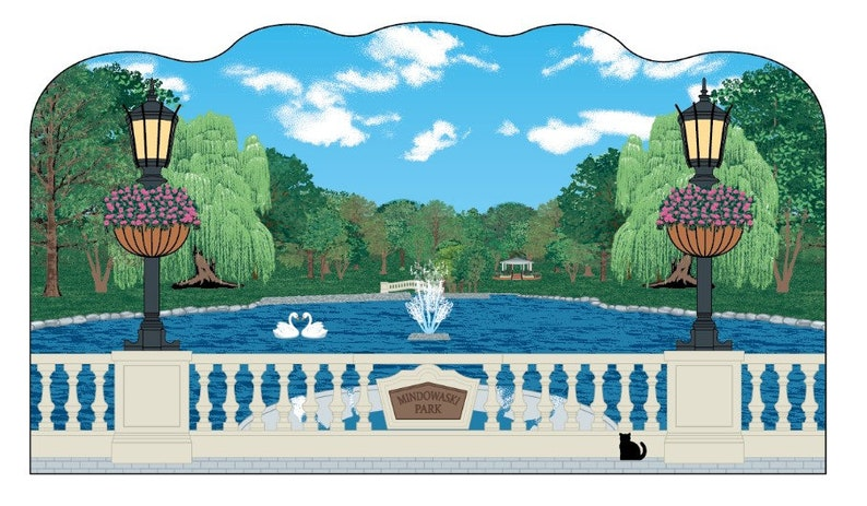 c1907-Mindowaskin Park Westfield NJ PRE-ORDER image 0
