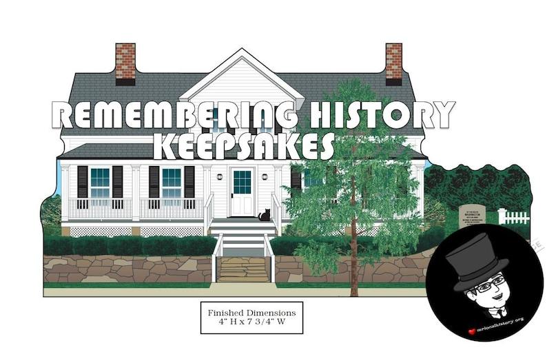 Vealtown Tavern / Old Bernardsville Library PRE-ORDER image 0