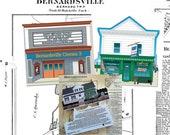 SPECIAL: Bernardsville Bundle (3) Village Collectibles