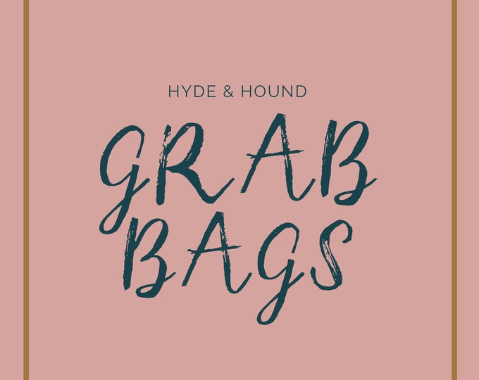 Hyde & Hound Collar Grab Bags