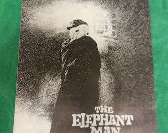 1980 Elephant Man Pressbook David Lynch