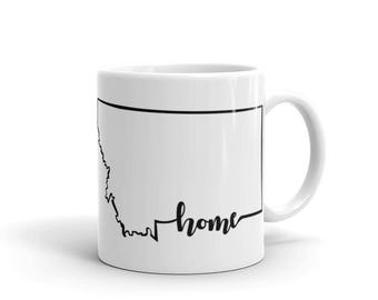Montana Home State - Coffee Mug