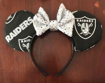 Raider Minnie Ears