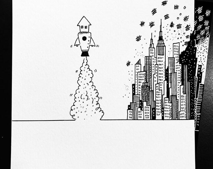 """Interstellar """"little house"""""""