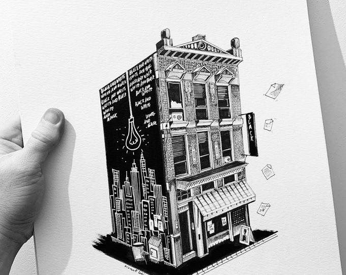 Street A (paper)