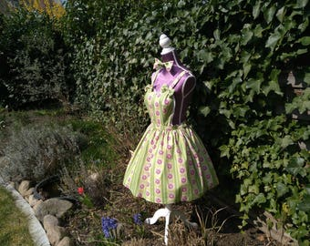 Lolita Apron Skirt and Headbow set