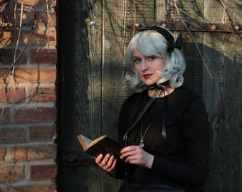 Midnight Calling Lolita Bow