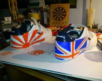 98c5a3b8f848 Zapatillas personalizadas!!! Sólo elige el modelo y el motivo que quieres  que aparezca...tendrás unas zapatillas únicas!!